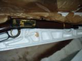 RARE Winchester 94 Oklahoma Diamond Jubilee Commemorative 32-40win Rifle - 4 of 8