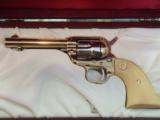 Colt 1819Alabama Sesquicentenial 196922 cal LR revolver - 1 of 5