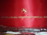 Colt 1819Alabama Sesquicentenial 196922 cal LR revolver - 3 of 5