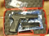 Tanfoglio Force 99r SAPI 9mm tactical pistol - 1 of 4