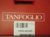Tanfoglio Force 99r SAPI 9mm tactical pistol - 3 of 4