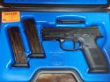 FN FNS-9 9MM pistol - 1 of 4