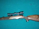 Steyr Mannlicher Luxus 30-06 cal rifle - 1 of 8