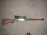 Steyr Mannlicher Luxus 30-06 cal rifle - 2 of 8