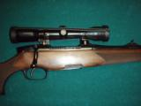 Steyr Mannlicher Luxus 30-06 cal rifle - 4 of 8