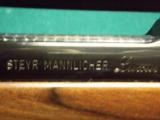 Steyr Mannlicher Luxus 30-06 cal rifle - 7 of 8