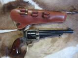 Uberti 1875 army 44-40 cal revolver - 1 of 5