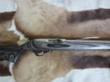 Ruger 10/22 bull barrel stainless .22 LR semi auto rifle - 2 of 10