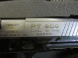 Taurus PT 809 9MM semi auto pistol - 6 of 10