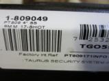 Taurus PT 809 9MM semi auto pistol - 10 of 10