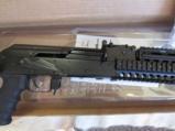 Romanian AK47 7.62x39 M+M INC Tactical quad-rail - 2 of 12