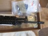 Romanian AK47 7.62x39 M+M INC Tactical quad-rail - 3 of 12