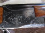 Belgium Browning Superposed Over-Under Shotgun in 12ga - 10 of 14