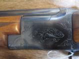 Belgium Browning Superposed Over-Under Shotgun in 12ga - 8 of 14