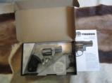 Taurus Ultra-Lite model 85 .38 spl revolver - 1 of 8