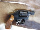 smith and wesson Peruvian Police 38 spl model 10-7 - 2 of 9