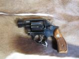 smith and wesson Peruvian Police 38 spl model 10-7 - 1 of 9