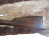 Winchester 1890 pump action rifle .22 short 22