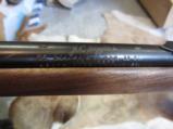 JC Higgens bolt action rifle .22 cal S. L. or LR. mod 42 DL. - 13 of 13