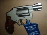Enhanced Action by S&W Performance Center .38spl +P - 1 of 4