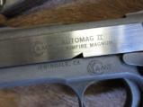 AMT Automag II .22 magnum semi auto pistol 22 - 3 of 6
