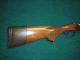 1960's-1970'sSavage Fox 12 ga Double Barrel Shotgun - 3 of 9