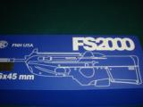 FN Herstal Model FS2000 5.56x45 NATO cal Carbine - 3 of 4