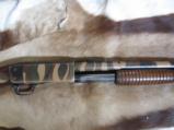 Ithaca 37 12 GA pump action shotgun - 2 of 13