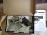 Taurus Ultra Light .38 spl revovler stainless - 2 of 8