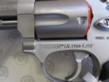 Taurus Ultra Light .38 spl revovler stainless - 3 of 8