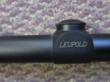 Leupold M8 4X rifle scope - 2 of 2