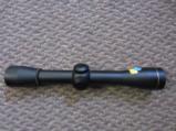 Leupold M8 4X rifle scope - 1 of 2