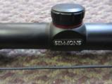 simmons 3-9X50 Blazer rifle scope - 3 of 3