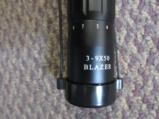 simmons 3-9X50 Blazer rifle scope - 2 of 3