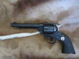 Ruger Single Six .22 LR rare older model 3 screw - 2 of 8