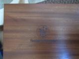 Smith and Wesson wooden gun box - 1 of 2