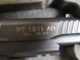 Taurus 1911 45 ACP semi auto pistol 45ACP - 3 of 4