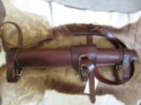 leather scabard hand made coach gun - 2 of 2