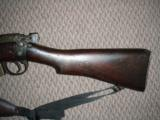 Lee Enfield British 303 rifle bolt action - 4 of 9