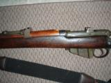 Lee Enfield British 303 rifle bolt action - 5 of 9