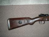 Mauser K98k 7.92x57mm nazi marked - 1 of 9