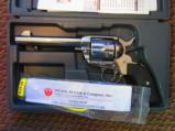 Ruger vaquero 45 LC revolver stainless - 3 of 5