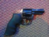 Smith and Wesson .38 spl revolver CTG mod 10-7 - 1 of 3