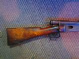 Waffenfabrik Bern .41 rimfire swiss bolt action - 1 of 10
