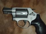 Smith and Wesson .38 spl model 637Airweight - 1 of 2