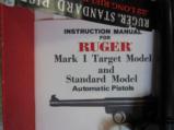 Ruger Standard Model Mark 1 semi auto pistol 22 - 3 of 6