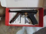 Ruger Standard Model Mark 1 semi auto pistol 22 - 2 of 6