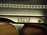 Smith&Wesson model 41 5