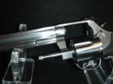 Quality Smith & Wesson 357 mag 38spl 6in Polished Stainless Comfort Grip - 8 of 9
