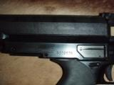 Calico M-100P semi-auto pistol with (3) 100-round mags - 4 of 10